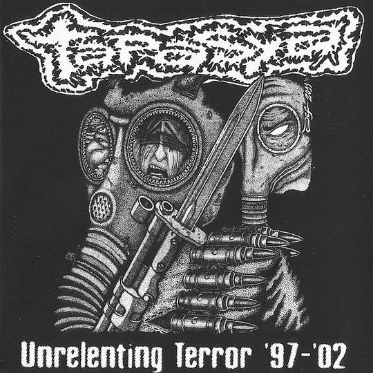 TAPASYA - Unrelenting Terror 1997-2002 CD
