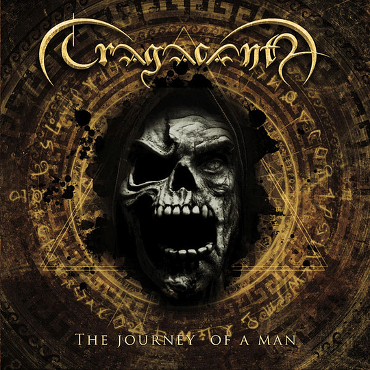 TRAGACANTH - The Journey Of A Man CD