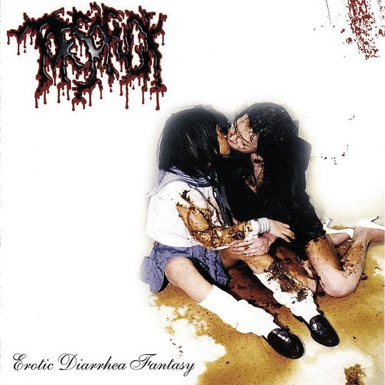 TORSOFUCK - Erotic Diarrhea Fantasy CD