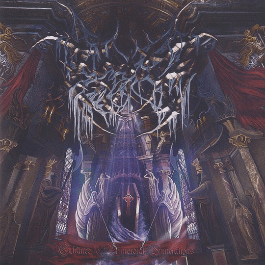 TOMB -  Entrance To Primordial Funerations CD