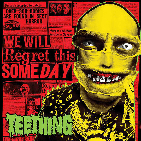 TEETHING - We Will Regret This Someday CD