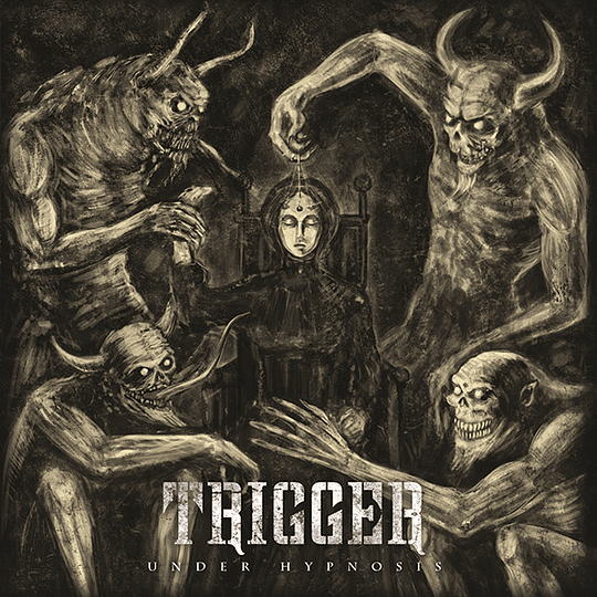 TRIGGER - Under Hypnosis CD
