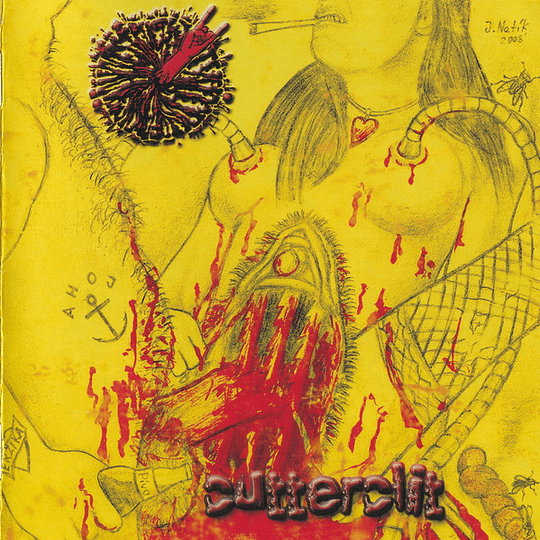 DESTRUCTIVE EXPLOSION OF ANAL GRIND - Cutterclit CD