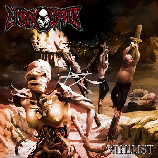 UNBORN SUFFER - Nihilist CD