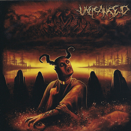 UNCLEANSED - Domination Of The Faithful CD