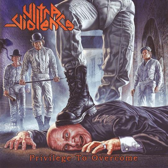 ULTRA VIOLENCE - Privilege To Overcome CD