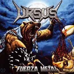 URSUS - Fuerza Metal CD