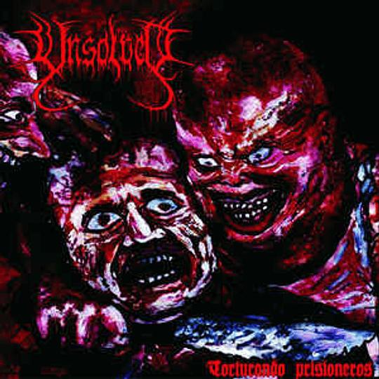 UNSOLVED - Torturando Prisioneros CD
