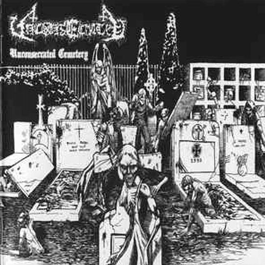 UNCONSECRATED - Unconsecrated Cemetery/ Dark Awakening CD