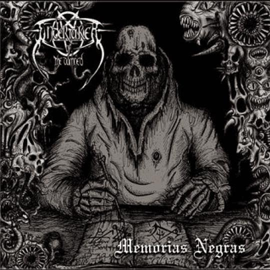 UNDERTAKER OF THE DAMNED - Memorias Negras CD