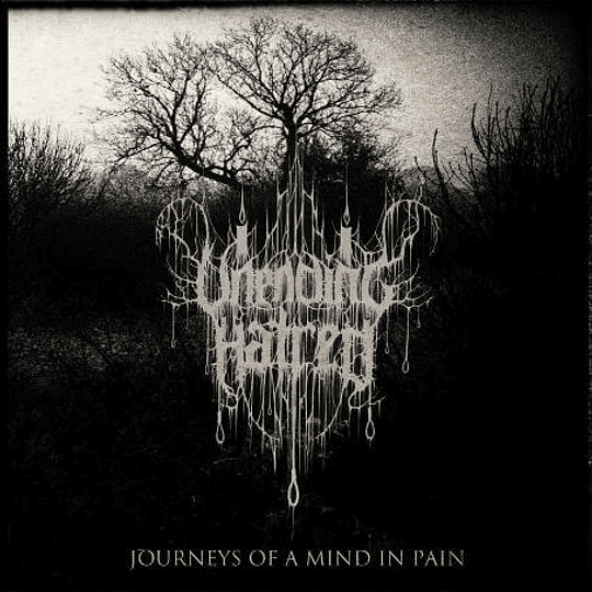 UNENDING HATRED - Journeys Of A Mind In Pain CD