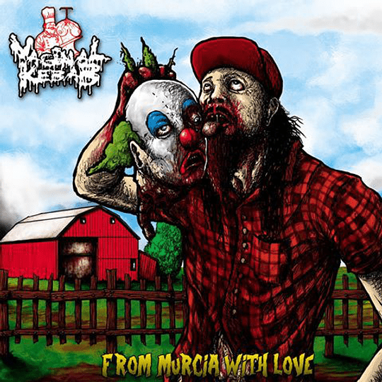 VAGINAL KEBAB - From Murcia With Love CD