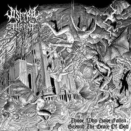 VISCERAL THRONE - Those Who Have Fallen Beyond The Grace Of God  CD