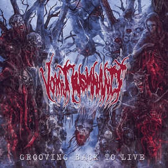 VOMIT REMNANTS - Grooving Back To Live CD
