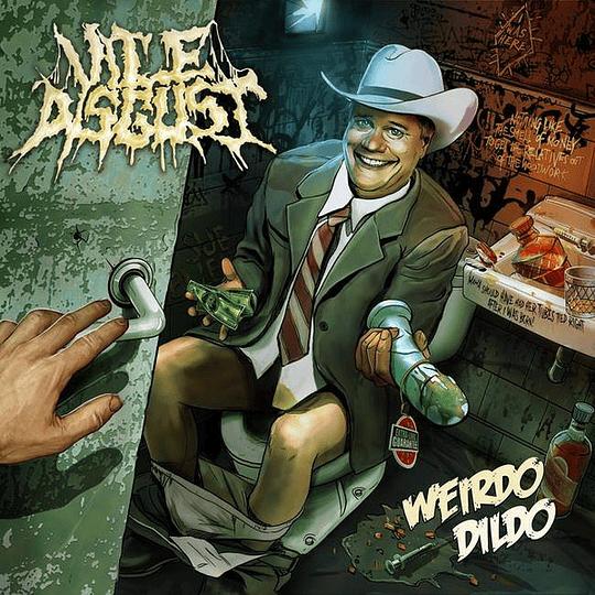 VILE DISGUST - Weirdo Dildo CD