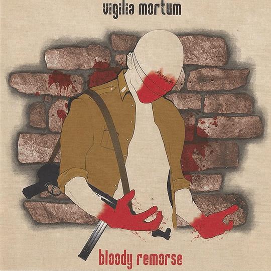 VIGILIA MORTUM - Bloody Remorse CD