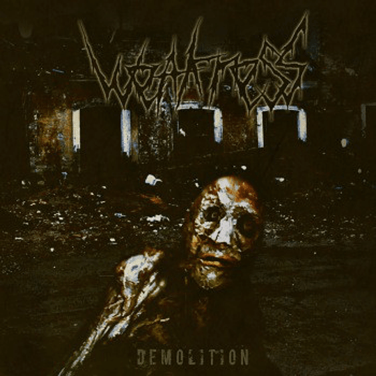 WEAKNESS - Demolition CD