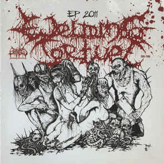 WELDING TORTURE - Welding Torture CD