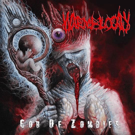 WARMBLOOD - God Of Zombies CD
