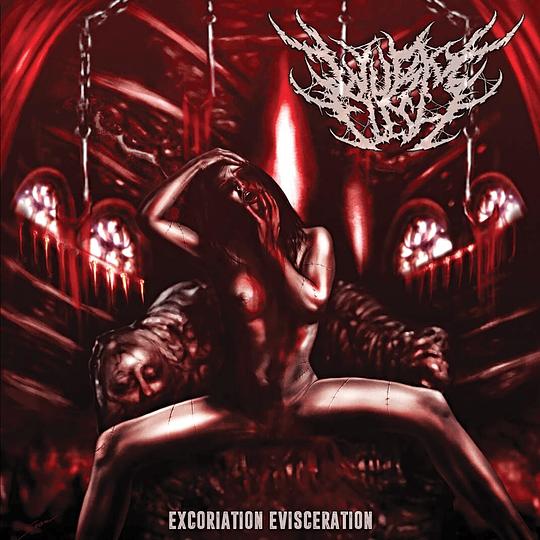 WURM FLESH - Excoriation Evisceration CD