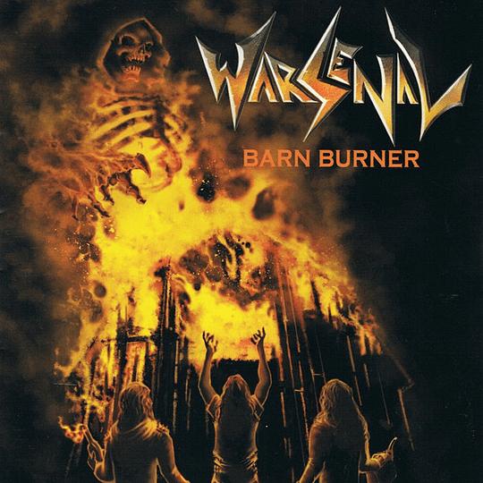 WARSENAL - Barn Burner CD
