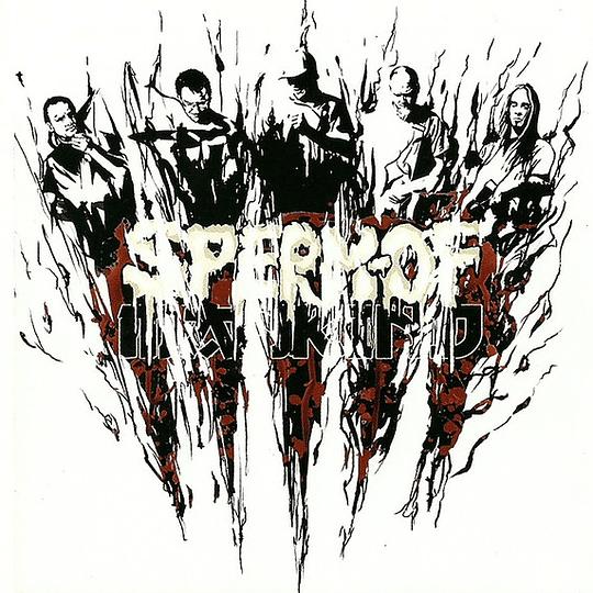 PIGTAILS / SPERM OF MANKIND - Teen Paradise / Sperm Of Mankind SPLIT CD