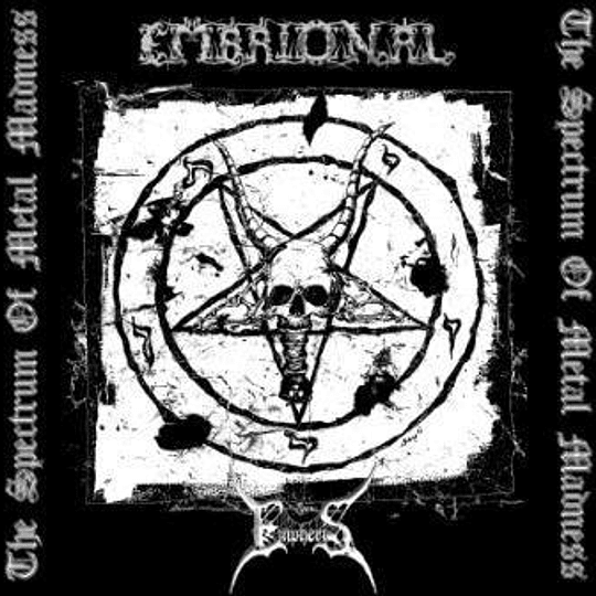 EMBRIONAL / EMPHERIS - The Spectrum Of Metal Madness SPLIT CD