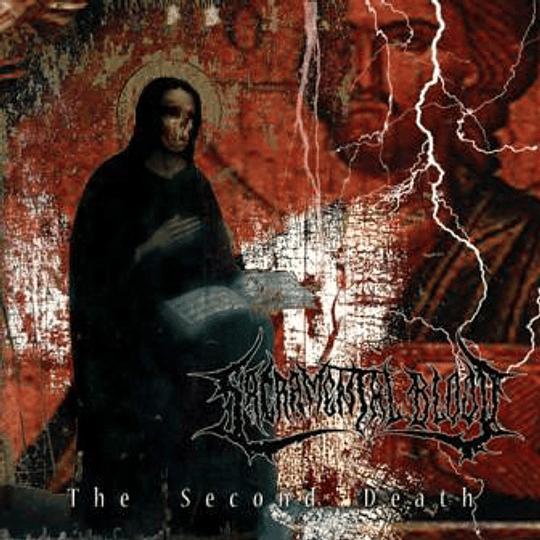 SACRAMENTAL BLOOD / HERETICAL GUILT / BLASPHERERION - Triple Death Threet 3 WAY SPLIT CD