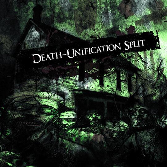 ABOLITION OF IMPEDIMENT / FIBROMA / INSIDIOUS / MORDOR - Death-Unification 4 WAY SPLIT CD