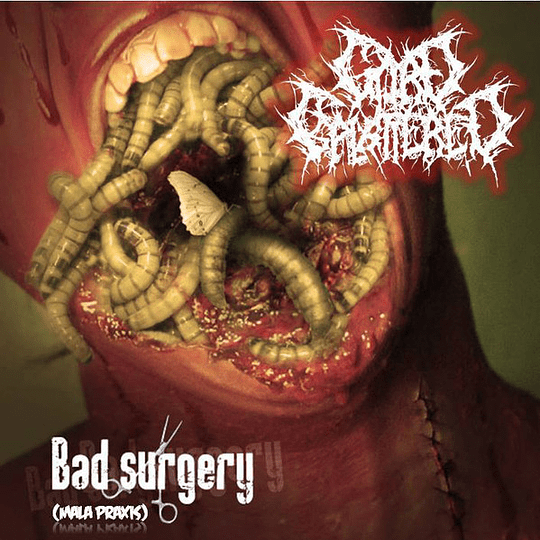 ABRASIVE / GORESPLATTERED - Bad Surgery (Mala Praxis) / Fetish / Chaotic Ways Of A Deteriorated Mind SPLIT CD