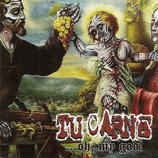 TU CARNE / CANNIBE - SPLIT CD
