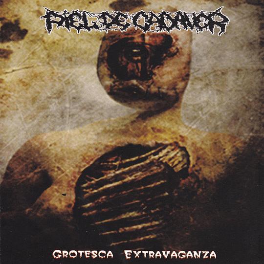 OLUPARÚN / PIEL DE CADAVER - SPLIT CD