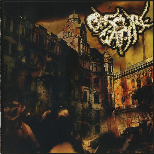 OBSCURE OATH / SLAUHGTER OF THE INNOCENTS - Obscure Oath / Dark Crusade SPLIT CD