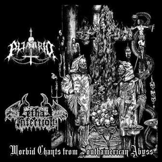 PUTRID / LETHAL INFECTION - Morbid Chants From Southamerican Abyss SPLIT CD