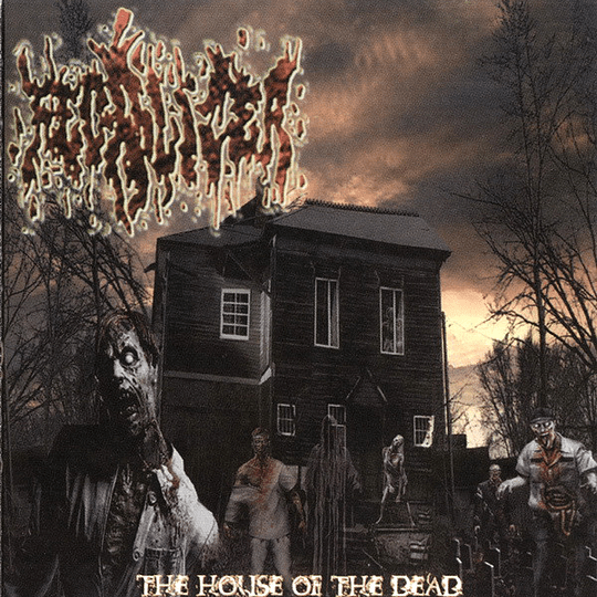 FECALIZER / PARACOCCIDIOIDOMICOSISPROCTITISARCOMUCOSIS - The House Of The Dead / Coito Emetico Por Ingestion Adiposa Y Fecal SPLIT CD