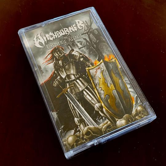 WITCHBURNER – Blasphemic Assault CASSETTE