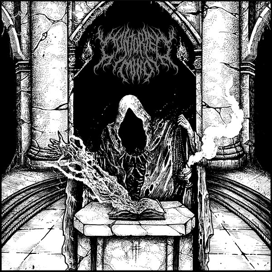 CONTORTED MIND - Tome Of Atrocious Revelation CD