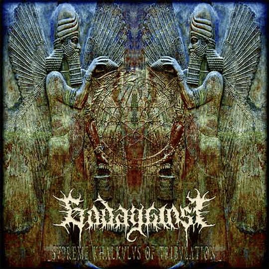 GODAGAINST - Supreme Khalkulus Of Tribulation CD
