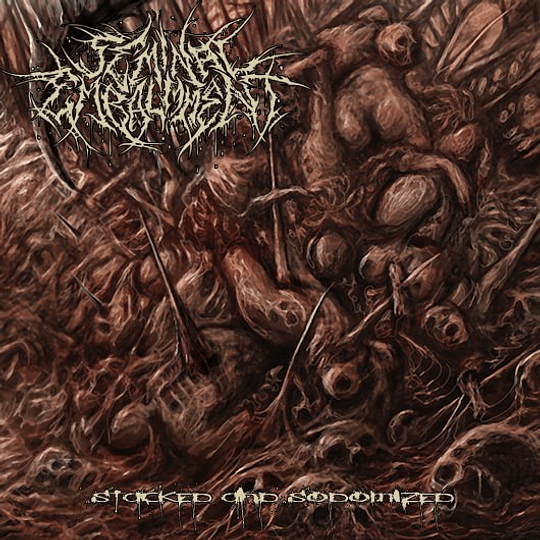 SEMINAL EMBALMMENT - Stacked And Sodomized CD