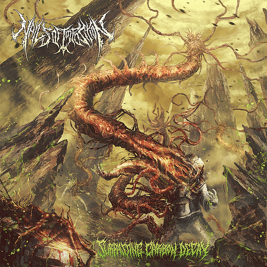 NAILS OF IMPOSITION - Surpassing Carbon Decay CD