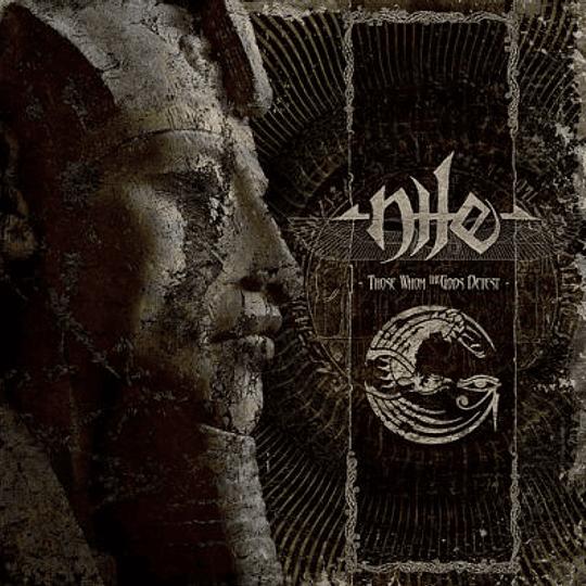NILE - Those Whom The Gods Destest CD