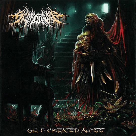 SCORDATURA - Self-Created Abyss CD