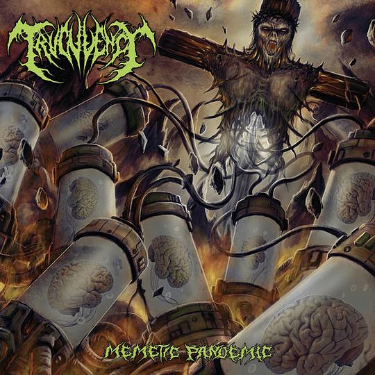 TRUCULENCY - Memetic Pandemic CD