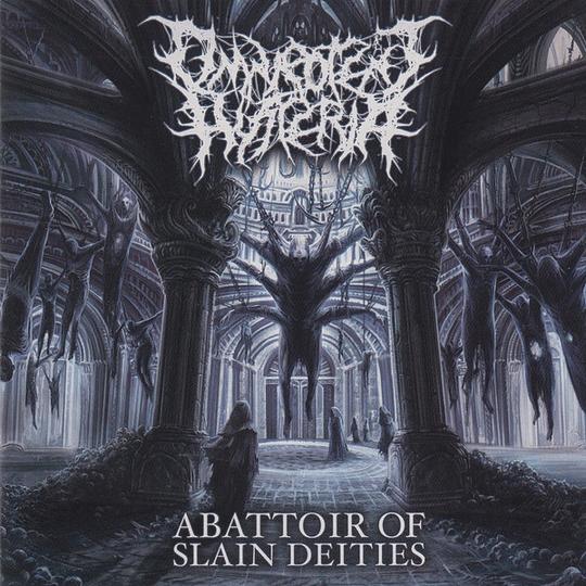 OMNIPOTENT HYSTERIA - Abattoir Of Slain Deities CD