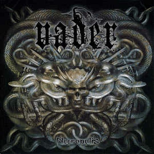 VADER - Necropolis CD