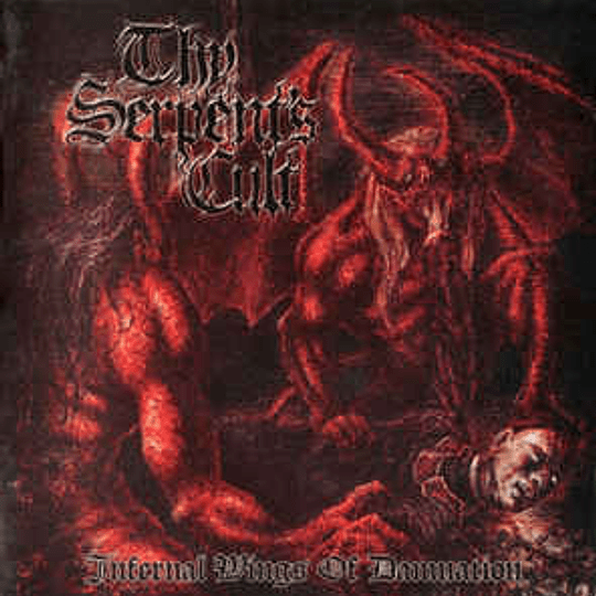 THY SERPENT'S CULT - Infernal Wings Of Damnation CD
