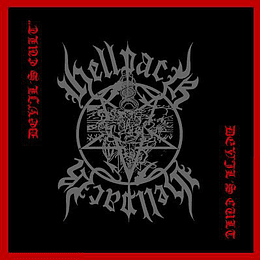 HELLPACK - Devil's Cult CD