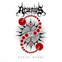 ARSENIUS - Svpia Bphmt CD