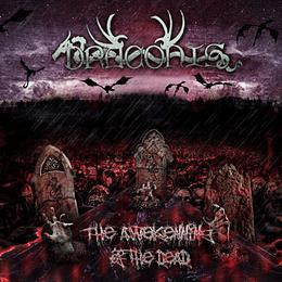 DRACONIS - The Awakening Of The Deads DIGIPACK CD