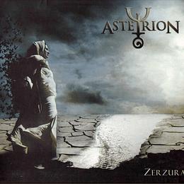 ASTERION - Zerzura DIGIPACK CD